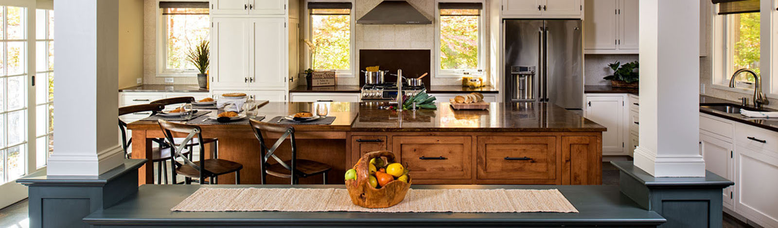 Captivating Handcrafted U0026 Custom Cabinetry Manufacturing | Modern Cabinet ...